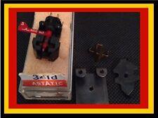 New Astatic 341-D Cartridge with Needle/Stylus Euphonics U9 U11 BSR Model C1