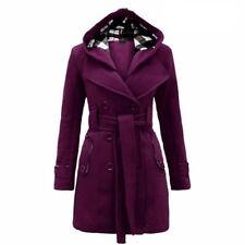 Winter Women's Thicken Warm Coat Lady Hood Parka Long Jacket Overcoat Outwear