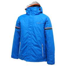 Dare 2b Analyze Chaqueta Para Hombres Impermeable a Prueba de Viento Transpirable Esquí Acolchado Azul Con Capucha