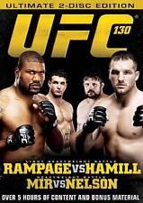 UFC 130: Rampage vs. Hamill DVD