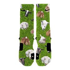 Custom Nike Elite Socks Goat Farm