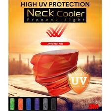 3M Neck Cooler High UV Protection Muffler Scarf Head Head Mask Beanie Bandanas