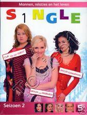 SINGLE - 3 DVD BOX - SEIZOEN 2  - SEALED - KATJA SCHUURMAN - GUCHT - DOESBURGH