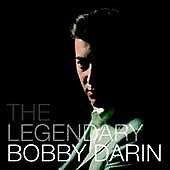 THE LEGENDARY BOBBY DARIN CD BY BOBBY DARIN NEW SEALED