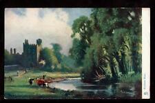 tuck hadfield cubley haddon hall derbyshire uk postcard