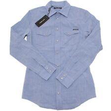 4135I camicia uomo DOLCE & GABBANA D&G manica lunga shirts men
