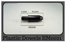 Plastic Dowel  Flat Pack Furniture Fittings KD EM0021