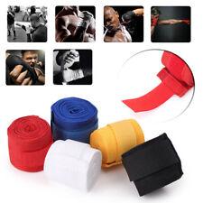 Kickboxing Boxing Bandage Muay Thai MMA Taekwondo Hand Gloves Wraps Wrist Straps