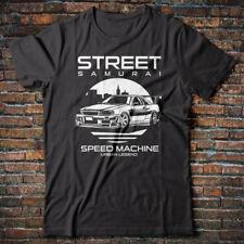 Funny T-shirt for men - STREET SAMURAI Jdm drift gift idea