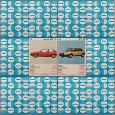 TOP TRUMPS Single Card PLATNIK Motoring Super Cars - Various (FB3)