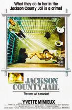 Jackson County Jail - 1976 - Movie Poster
