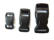10mm, 12,5 mm o 20mm Fibbia Clip di Fissaggio rapido realse * Kam * CINGHIA