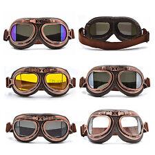 Goggles Glasses For Harley Motocross Motorcycle ATV Dirt Bike Off Road Racing