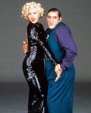 Madonna & Al Pacino [1019055] 8X10 FOTO (Other misure disponibili)
