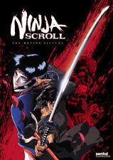 Ninja Scroll (DVD, 2012)