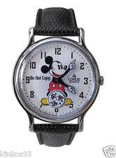 Vintage NEW Mens Disney Lorus Mickey Mouse Watch HTF