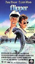 Flipper (VHS, 1996) CLAMSHELL CASE
