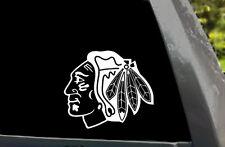 Chicago Blackhawks Car Window Truck Laptop Skin Wall Vinyl Decal Sticker