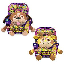 J.Animals Wearable stuffed Animals Full Body Suit Costume Dog/Giraffe Boy/Girl M