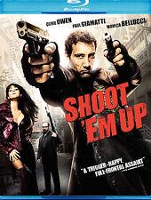 Shoot Em Up (Blu-ray Disc, 2008)