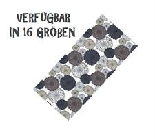 Tischläufer Tischdecke Tischlaeufer in 16 Maßen 100% Polyester Bezug Stoff Decke