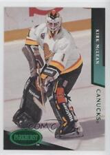 1993-94 Parkhurst Emerald Ice #213 Kirk McLean Vancouver Canucks Hockey Card