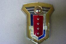 1954 1955 Mercury Hood Crest Emblem NEW 54 55