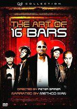 The Art of 16 Bars Barry Bergman, Loco Gringo, Jadakiss, Jay Z, Kool Moe Dee, K