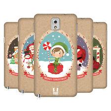 Funda Funda Diseños Navidad Classics 2 rígida posterior Funda Para Samsung teléfonos 2