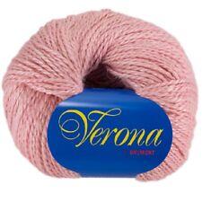 Wolle Bremont Verona 50g Edelgarn Alpaka-Seide-Leinen Strick-Häkel-Garn