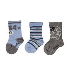 boboli Niños Calcetines Paquete de 3 Azul/gris Talla 16/18 19/21
