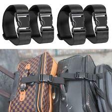 Tie Down Luggage Backpack Adjustable Lash Belt Strap Cam Buckle Travel Kit Lot