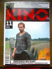 KINO 11/2012 front MACIEJ STUHR in.Vanessa Paradis,Nina Hoss,Joaquin Phoenix