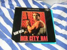 LP OST Der City Hai Raw Deal COLOSSEUM Schwarzenegger