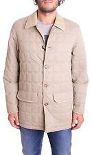Trapuntina Cappotto Uomo M 48 MILESTONE Men's Coat Size M 48 SCONTO-50% SALE