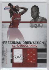 2010-11 Rookies & Stars Longevity #8 Al-Farouq Aminu Los Angeles Clippers Card