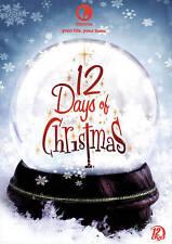 12 DAYS OF CHRISTMAS  DVD  LIFETIME MOVIE   BRAND NEW. SEALED