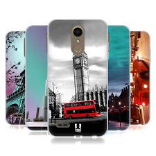 HEAD CASE DESIGNS BEST OF PLACES SET 2 SOFT GEL CASE FOR LG PHONES 2