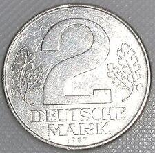 DDR 2 mark 1957 hasta 1985 por favor leer