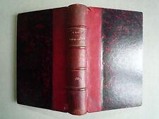 1885 PARIS SALON 1ER ET 2EME VOLUMES DE LOUIS ENAULT CHEZ BERNARD PARIS 1 TOME