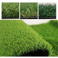 Garden Yard Artificial Grass Green Mat Rug Synthetic Landscape Lawn Turf Carpet