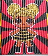 Bertie/'s Bows Cinta Tejida Corazón Diseño sobre Lino 11mm 5 Colores 1-5m longitudes