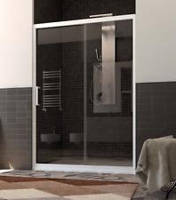 Porta box doccia per nicchia anta fissa e scorrevole 6 mm misure a scelta