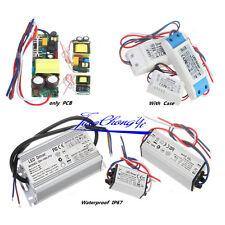 New Constant Current LED Driver 1W 3W 5W 10W 20W 30W 50W 100W LED Power Supply