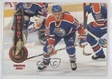 1994-95 Pinnacle #441 Kirk Maltby Edmonton Oilers Hockey Card