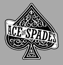 """MOTORHEAD """" Ace of Spades """" Sticker"""