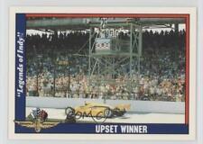 1991 Collegiate Collection Legends of Indy #71 Upset Winner (Al Unser) Al Unser