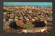 "MIAMI (U.S.A.) STADE BASE-BALL ""ORANGE BOWL"" , en vue aerienne en 1974"