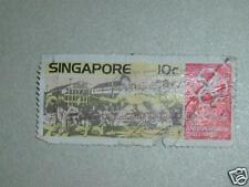 Used Singapore Stamp - People's Association *Free Pos