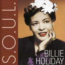 S.O.U.L: Billie Holiday CD